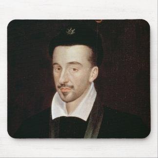 Retrato de Enrique III Alfombrillas De Ratones