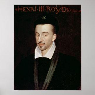 Retrato de Enrique III Impresiones