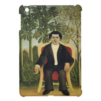 Retrato de Enrique Rousseau- de José Brummer