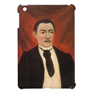 Retrato de Enrique Rousseau- de Monsieur S