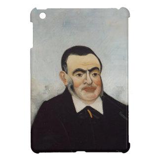 Retrato de Enrique Rousseau- de un hombre