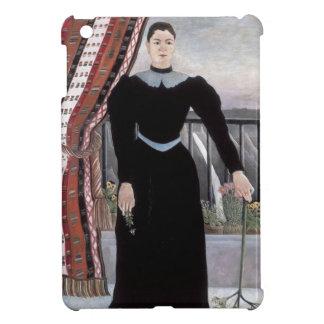 Retrato de Enrique Rousseau- de una mujer