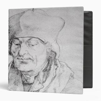 """Retrato de Erasmo 1520 Carpeta 1 1/2"""""""