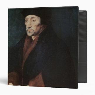 "Retrato de Erasmo de Rotterdam Carpeta 1 1/2"""