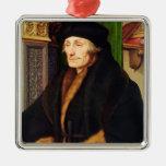 Retrato de Erasmus, 1523 Ornamentos De Reyes Magos