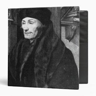 "Retrato de Erasmus Carpeta 1 1/2"""