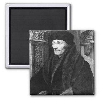 Retrato de Erasmus Imán Cuadrado