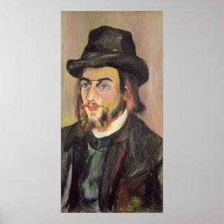 Retrato de Erik Satie c.1892 Impresiones