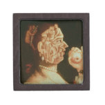 Retrato de Eve (aceite) Caja De Regalo De Calidad