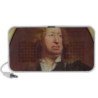 Retrato de Everhard Jabach 1688 Mini Altavoces