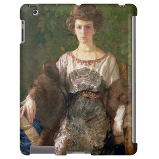 Retrato de Ewfimia Nosova, 1911