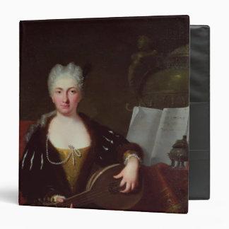 """Retrato de Faustina Bordoni, el cantante de Handel Carpeta 1 1/2"""""""