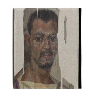 Retrato de Fayum (cera del encaustic en la madera)