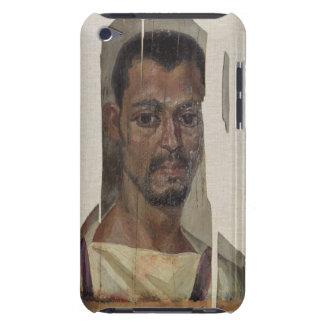 Retrato de Fayum (cera del encaustic en la madera) Funda Case-Mate Para iPod