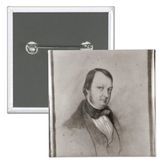 Retrato de Federico Chopin Pins