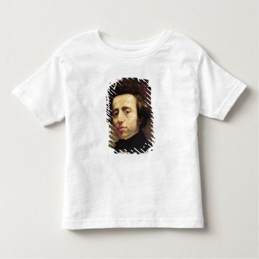 Retrato de Federico Chopin 2 Tshirts
