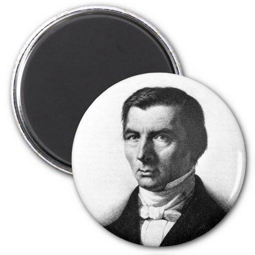 Retrato de Federico liberal clásico Bastiat Iman De Frigorífico