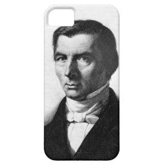 Retrato de Federico liberal clásico Bastiat iPhone 5 Carcasa