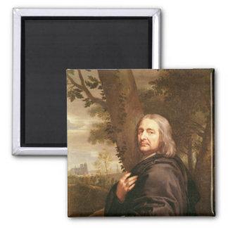 Retrato de Felipe de Champaigne, 1668 Imán Para Frigorifico