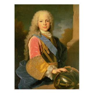 Retrato de Fernando de Borbón Tarjeta Postal