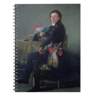 Retrato de Fernando Guillemardet (1765-1809) 179 Cuaderno