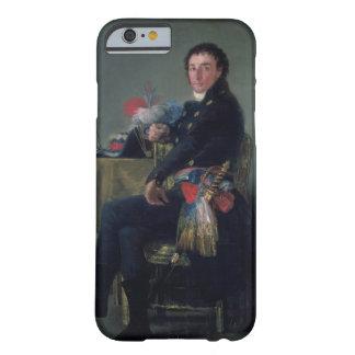 Retrato de Fernando Guillemardet (1765-1809) 179 Funda Barely There iPhone 6