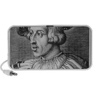 Retrato de Fernando I de Habsburgo, 1531 Altavoces