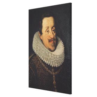 Retrato de Fernando II de Habsburgo 1622-37 Impresiones En Lona