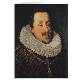 Retrato de Fernando II de Habsburgo, 1622-37 Tarjeta De Felicitación