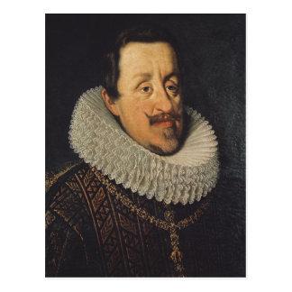 Retrato de Fernando II de Habsburgo 1622-37 Postal