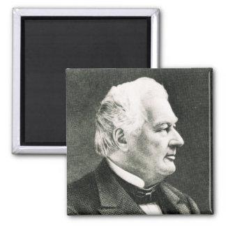 Retrato de Fillmore Millard Imán De Nevera