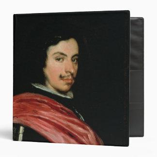 "Retrato de Francesco I d'Este 1639 Carpeta 1 1/2"""