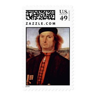 Retrato de Francisco Delle Opere de Perugino Piet Envio