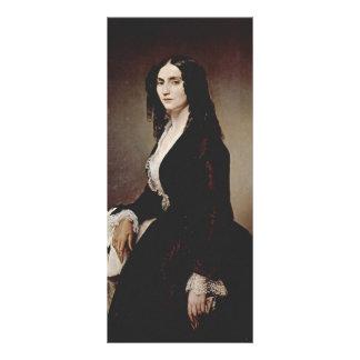 Retrato de Francisco Hayez- de Matilde Juva Branca Lonas