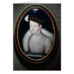 Retrato de Francisco II como delfín de Francia Tarjeta De Felicitación