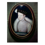 Retrato de Francisco II como delfín de Francia Tarjeta Postal