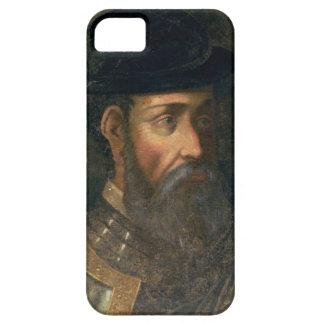 Retrato de Francisco Pizarro (c.1478-1541) Spanis Funda Para iPhone SE/5/5s