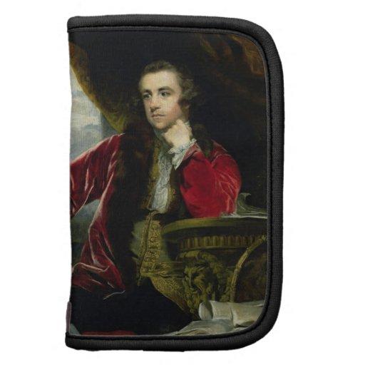 Retrato de Francisco Russell, el marqués de Tavis Planificadores