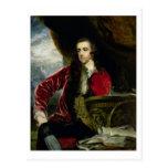 Retrato de Francisco Russell, el marqués de Tavis Tarjeta Postal