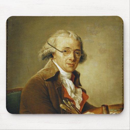 Retrato de Francois-Andre Vincent Alfombrilla De Ratones