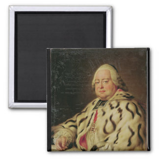 Retrato de Francois-Camilo de Lorena c.1769 Imán Cuadrado