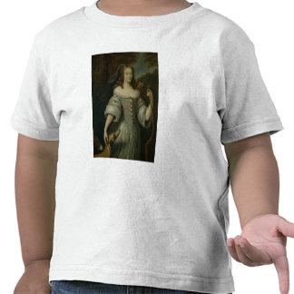Retrato de Francoise Louise de la Baume Camiseta