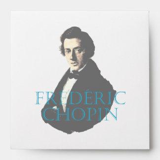 Retrato de Frédéric Chopin Sobres