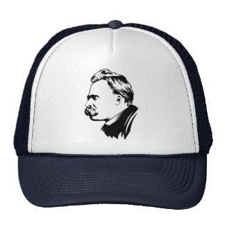 Retrato de Frederich Nietzsche Gorras
