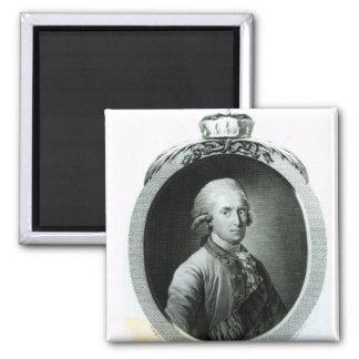 Retrato de Frederick Augustus I Iman