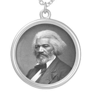 Retrato de Frederick Douglass de George K. Warren Colgante Redondo