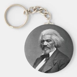 Retrato de Frederick Douglass de George K Warren Llaveros