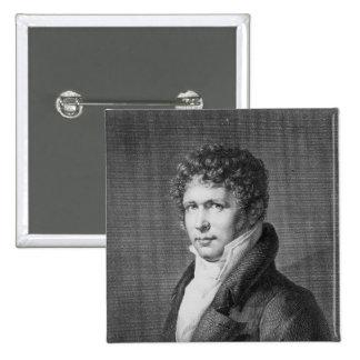 Retrato de Friedrich Heinrich Alexander Pin Cuadrado