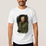 Retrato de Fyodor Dostoyevsky 1872 Playeras