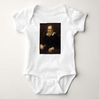Retrato de Galileo Galilei de Justus Sustermans Camisas
